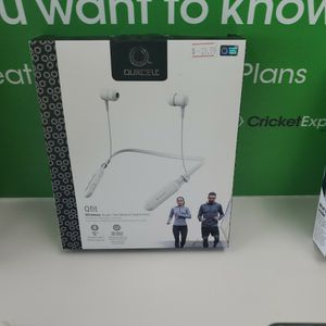 Quikcell Qfit Wireless Neckband Bluetooth Earbuds for Sale in Chesapeake, VA