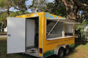 7x14 Gwen FOOD Concession for Sale in Virginia Beach, VA
