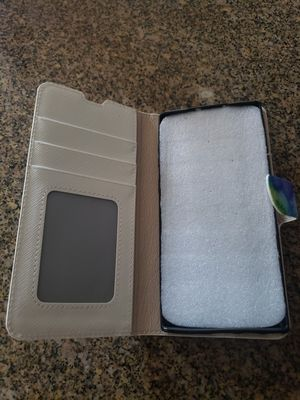 Samsung Galaxy Note 10 Phonecase Wallet for Sale in Menifee, CA