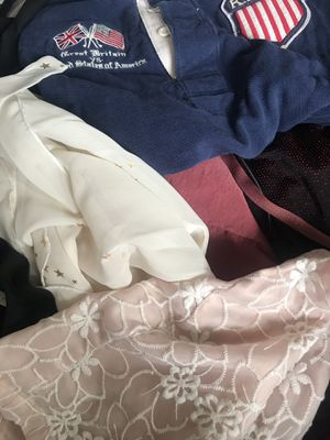 Size s small m medium clothes clothing bundle for Sale in Chula Vista, CA