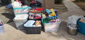 Fabric Destash and Cloth Diaper starts for Sale in El Mirage, AZ