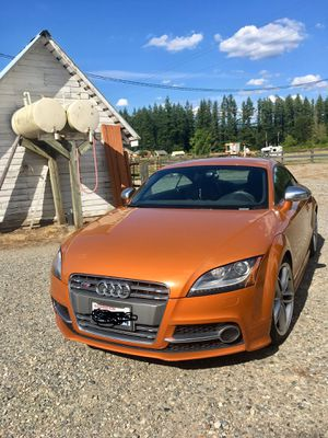 Audi TTS Prestige Plus 2013 for Sale in Enumclaw, WA