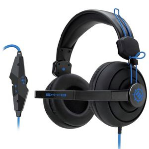 ENHANCE GX-H3 Computer Gaming Headset Microphone & in-Line Controls - Over Ear Design, Plush Earpads & Headband, 3.5mm AUX - Great for League of Lege for Sale in Redlands, CA