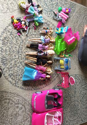 Barbies/ Cars for Sale in Port Charlotte, FL