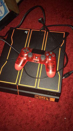 ps4 console black ops 3 edition for Sale in Visalia, CA