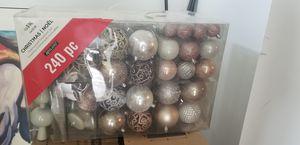 Christmas Ornaments NIB for Sale in Leechburg, PA