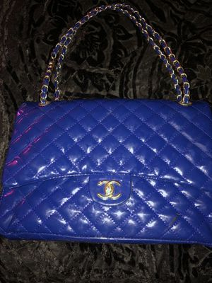 Blue Chanel bag for Sale in Lithonia, GA