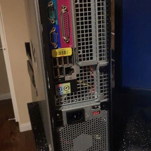Dell Computer Working Well Needs Cords for Sale in Houston, TX