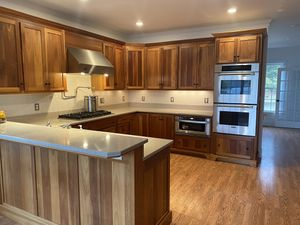 Kitchen cabinets, counters and appliances for Sale in Westport, MA