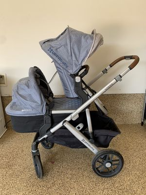 UPPA Baby Double Stroller Set for Sale in Upland, CA