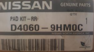 2014-2016 Nissan maxima rear brake pads for Sale in Cleveland, OH