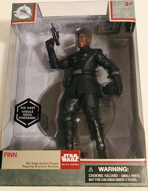Disney Star Wars Die Cast Action Figure- Finn for Sale in Raleigh, NC