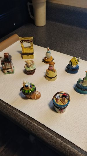 Collectible ring boxes for Sale in Azusa, CA
