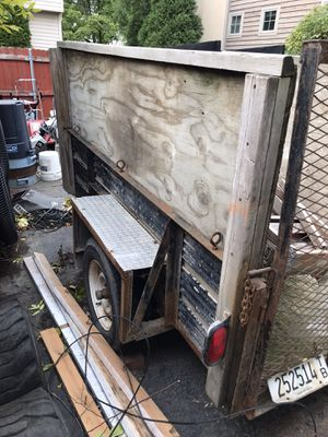 Utility Trailer 5' x 8' for Sale in Downers Grove, IL