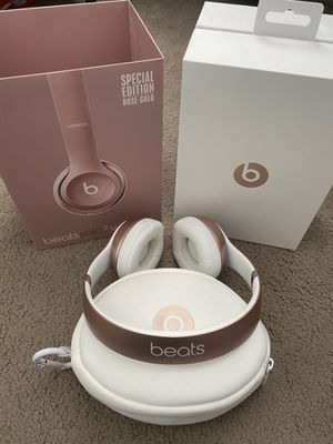 Beats solo 2 limited edition for Sale in San Diego, CA