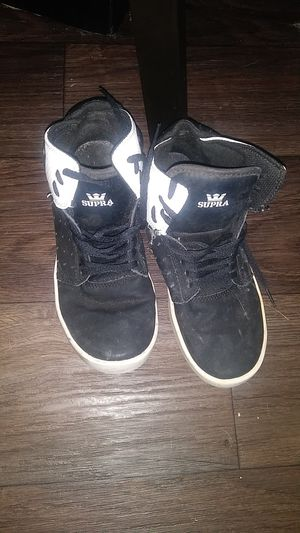 Supra boys high tops for Sale in Quincy, IL