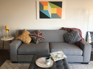 ✨✨✨Modern Grey Couch✨✨✨ for Sale in Culver City, CA