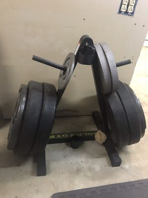 Golds gym weight rack - new in box for Sale in Fairfax, VA