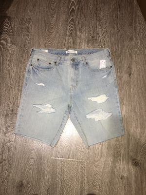 Light Blue PacSun Shorts (Size 33) for Sale in Hayward, CA