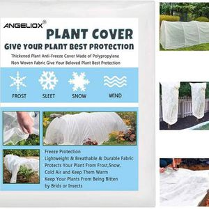 Plant Covers Freeze Protection-10Ft x 33Ft Floating Row Cover, Non-Woven Fabric Frost Protection Plant Blanket for Cold Weather Protection & Season Ex for Sale in San Dimas, CA