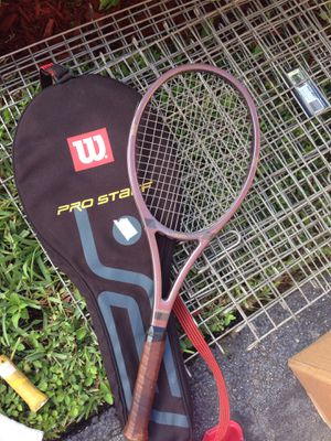 Tennis racket for Sale in Miami, FL
