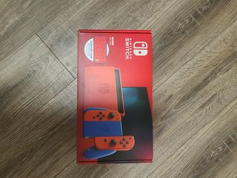 Nintendo Switch Mario Red And Blue Edition for Sale in Salem,  OR