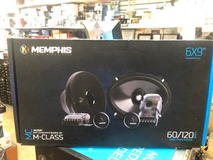 """Memphis audio Mc 6x9"""" component system tweeters for Sale in Chula Vista, CA"""