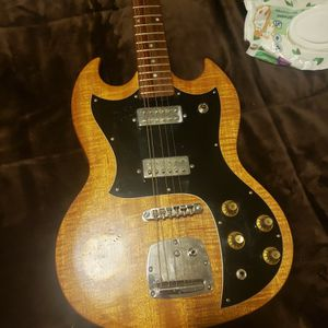 RARE PAN GIBSON SG COPY for Sale in Redmond, OR
