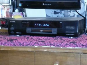 Kenwood dvd player/cd player for Sale in Fontana, CA