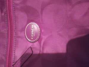 Coach purse bag for Sale in Lakewood, CO