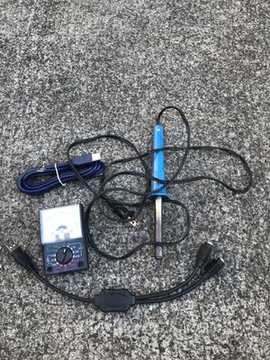 Electrical meter and a soldering iron for Sale in West Linn, OR
