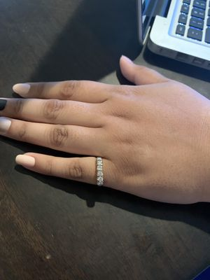 Engagement ring ! Wedding band ! for Sale in Keller, TX