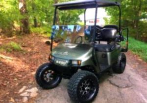 Price$1OOO EZ-GO TXT 2O17 electric golf cart for Sale in Banning, CA