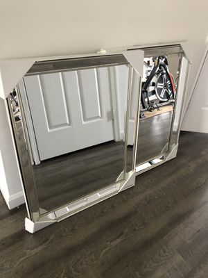 2 beautiful wall mirror/ new for Sale in Owings Mills, MD