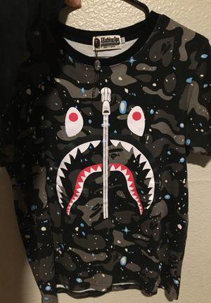 Bape shirt sz medium for Sale in Joint Base Lewis-McChord, WA