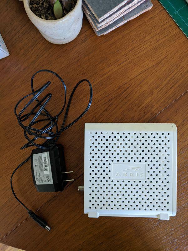 Arris Surfboard Modem plus Router