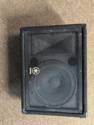"Two Yamaha BR12M 12"" Two-Way Passive PA Monitor Speaker. for Sale in Miami, FL"