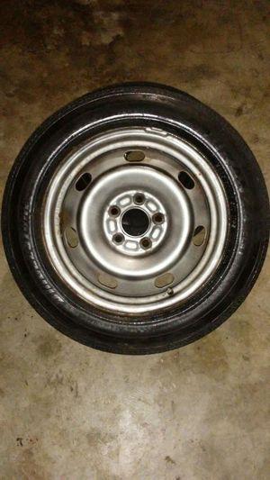"Bridgestone 16"" tire 5 lug for Sale in Austin, TX"