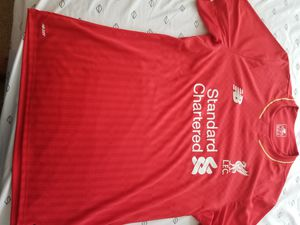 Liverpool Jersey authentic never used for Sale in Falls Church, VA
