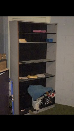 Couch and shelving for Sale in Greenville, SC
