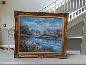 Painting on canvas for Sale in Fairfax, VA