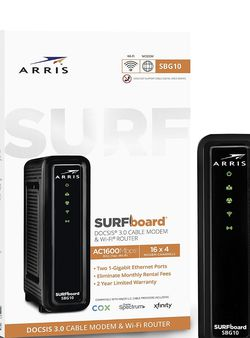 ARRIS SURFboard SBG10 for Sale in Aumsville,  OR