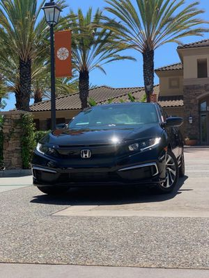 2019 Honda Civic Lx Coupe for Sale in San Diego, CA