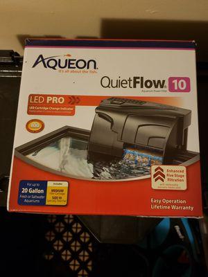 Aqueon Quiet Flow for Sale in Redford Charter Township, MI