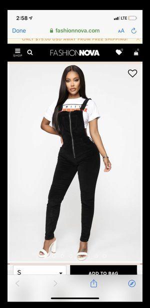 fashion nova overalls for Sale in Los Angeles, CA