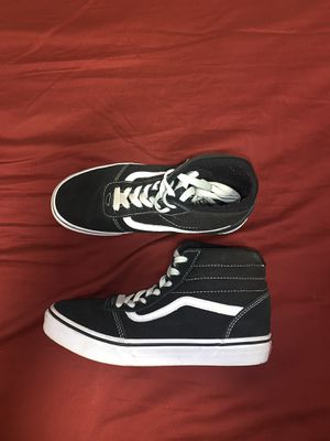 Size 4, youth vans for Sale in Pasco, WA