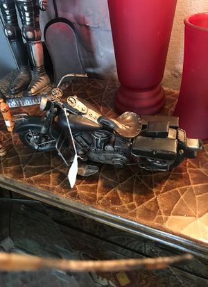 Decorative Indian motorcycle Metal for Sale in Oakland Park, FL