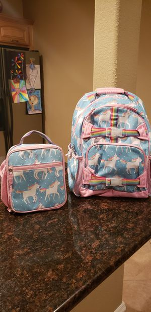 Pottery Barn Girl's Unicorn Backpack for Sale in Hawthorne, CA