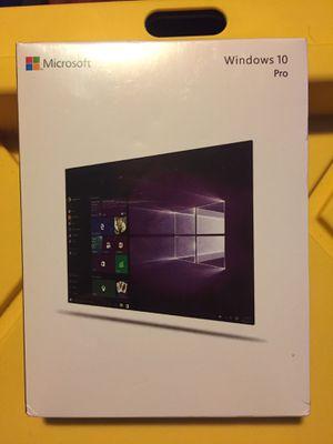 Windows 10 pro Full version for Sale in Hayward, CA