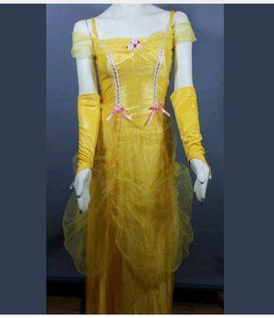 Disney's Belle Costume #01346 Women's Size: M (8/10) for Sale in Annandale, VA